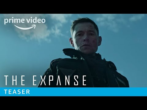 The Expanse Season 4 - Teaser: Premiere Date [December 13th] | Prime Video