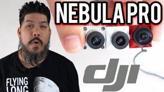 DJI Nebula Pro - Finally an alternative to the Caddx Vista? Eachine Nebula vs Nebula Pro vs Vista