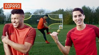 Forfeit Challenge vs Oxlade-Chamberlain | Timbsy Vs The World