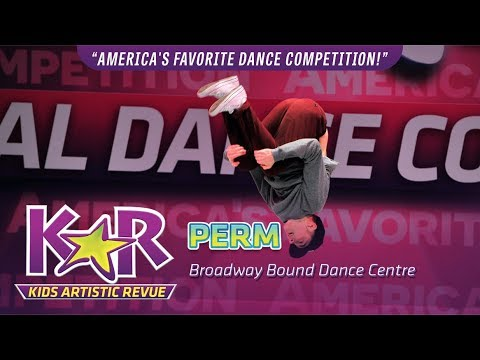 """Perm"" from Broadway Bound Dance Centre"