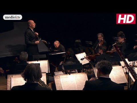 Menahem Pressler Playing Mozart's Piano Concerto 23