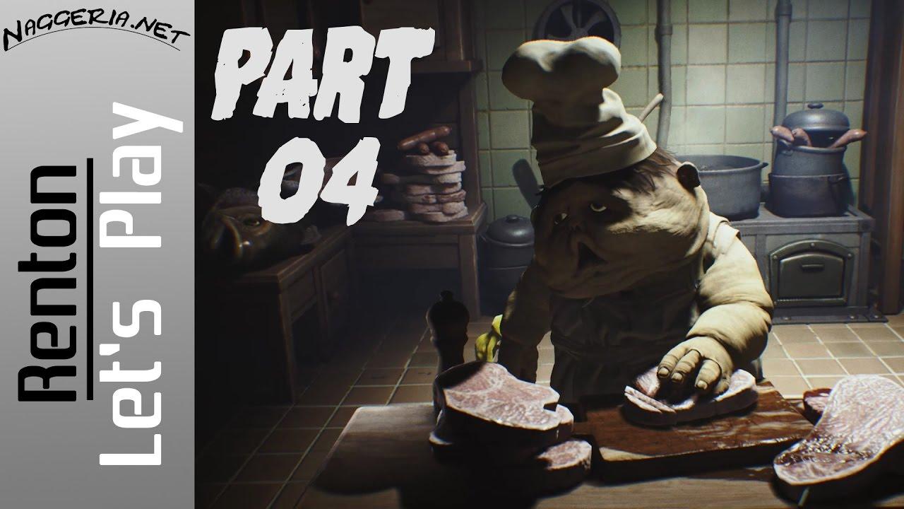 Little Nightmares – Part 04: Ratten zum Frühstück
