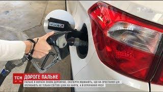 """Як російські """"Газпром"""" та """"Роснефть"""" хитають ціни на заправках в Україні"""
