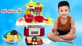 Trò Chơi Bé Tập Nấu ăn | Đồ Chơi Nấu Ăn ♥ Min Min TV ♥