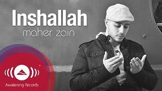 اغاني حصرية Maher Zain - Inshallah (English) | ماهر زين - إن شاء الله | Vocals Only (Lyrics) تحميل MP3