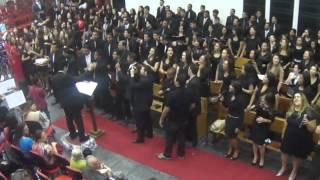 preview picture of video '25º Congresso da Umadetse 2012 - Taboão da Serra - Na força do Louvor'
