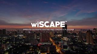 wiSCAPE® Wireless Outdoor Lighting System