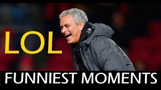 Jose Mourinho   Funny Moments, Interviews, Fights, Press Conference
