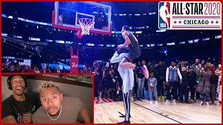 NBA All-Star Slam Dunk Highlights w/ Chris Staples & 2Hype's Zack TTG