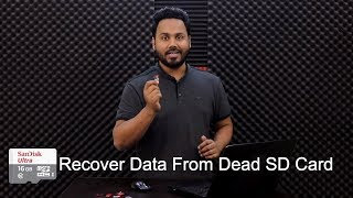 How to Recover Data from Damaged SD Card   Wondershare Data Recovery