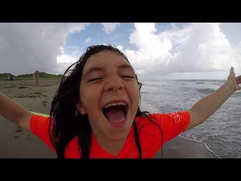 Cowabunga Surf Camp July 10 - 14, 2017