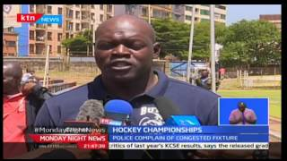 Monday Night News: Butali Warriors clobber Ghana police and sail to 2nd round of Hockey club Tourney