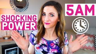 The Shocking POWER of Waking Up Early (6 AWESOME benefits)