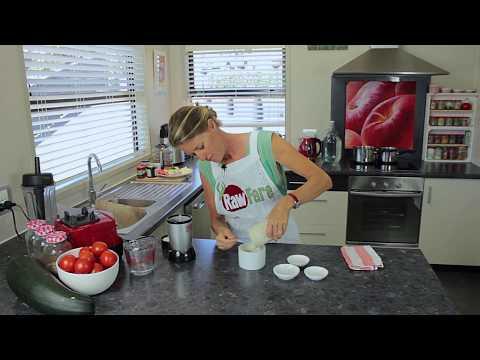 Plant Based Vegan Zucchini Tomato Wraps