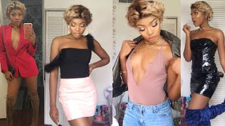 INSTAGRAM BADDIE ON A BUDGET LOOKBOOK #1 | How I Style ALIEXPRESS / AFFORDABLE CLOTHING