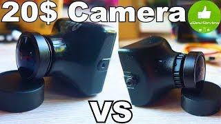 ✔ 20$ Лучшие Бюджетные Камеры Eachine C800T и HS1177 650TVL CCD! Banggood