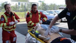 Pre-Hospital Medical Simulation