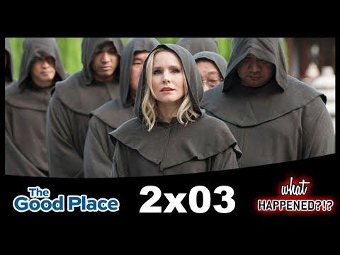 the good place 2x03 recap dance dance resolution what happen