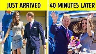 10+ Things Royal Family Always Does While Traveling