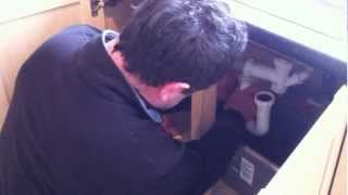 How To Unblock A Kitchen Sink Trap - Removal & Cleaning