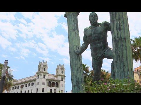 Vídeo promocional de Ceuta que se emitirá en FITUR 2017