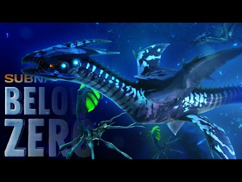 THE HIVEMIND PARASITE & ICE DRAGON LEVIATHAN PREVIEW! - Subnautica Below Zero News & Update Gameplay