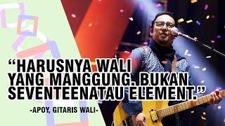 Apoy Wali: Seharusnya Kami yang Manggung di Tanjung Lesung, Bukan Seventeen atau Element