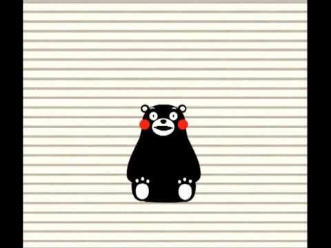 Video of Kumamon LWP & Clock Widget