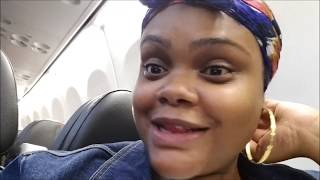 JAMAICA VLOG 1 | JUST FLY IN, LEF MI PLACE OVA 3 YEARS