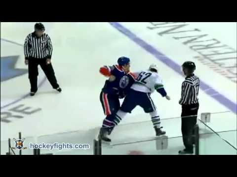 Tyler Schmidt vs. Michael Curtis