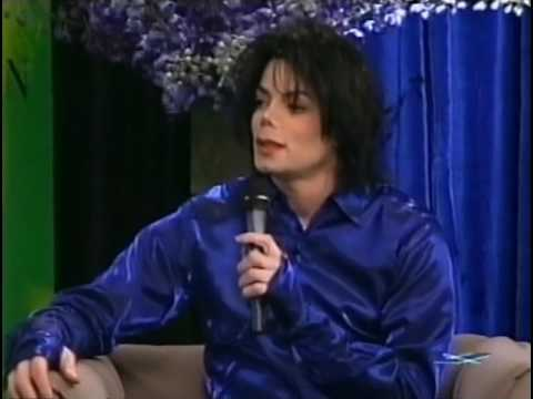 Michael Jackson -  Invincible, Interview 2001