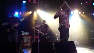The Damned Things - We've Got A Situation Here @ Razzmatazz 2, Barcelona 2011