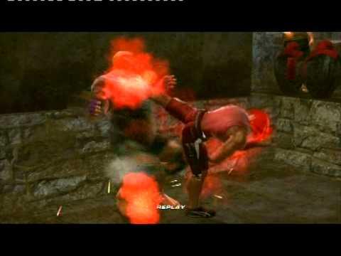 Tekken 6 Online: Law [KBB] vs. Marduk