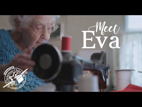 100 jaar oud is zij...