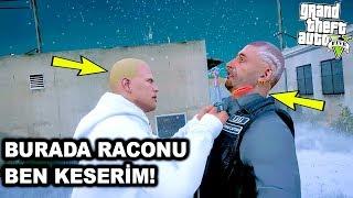 BORA SOKAKTAKİ EŞKIYALARA RACON KESİYOR! - GTA 5 BORA'NIN HAYATI