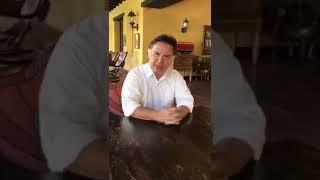 "Alfonso Portillo dice que no es "" desestabilizador """