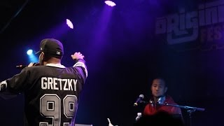 Dom Kennedy - My Type of Party / Live (2014)