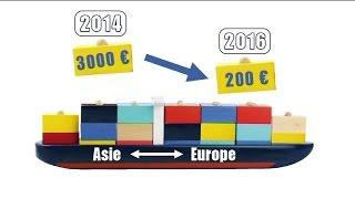 2016 : une crise dans le transport maritime ?