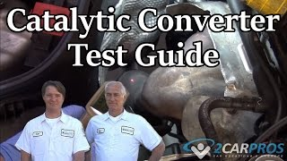 Catalytic Converter Test