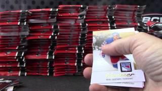 2013/14 Fleer Showcase Hockey 12 Box Hobby Case NHL GB