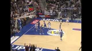 Basketball Backstops Supplied By Sport System For The Main Italian National League