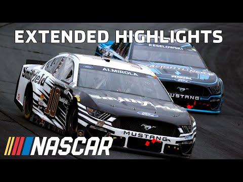 NASCAR Foxwoods Resort Casino 301(ニューハンプシャー・モータースピードウェイ)11分で見るレースハイライト動画