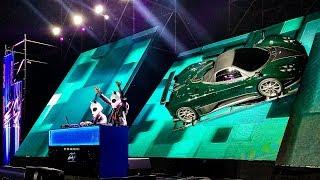 When Billionaires Host the most INSANE Secret Supercar Party...
