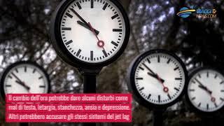 Ora Legale 2019: Quando Cambia In Italia