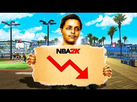 IT'S TIME TO FACE THE TRUTH ABOUT NBA 2K...