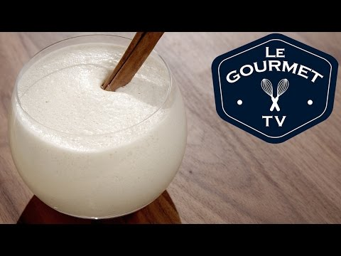 Video Traditional Eggnog Recipe - LeGourmetTV