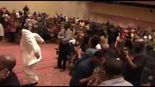 Young People Holy Ghost Rally PRAISE BREAK! - July 11, 2013 - YouTube