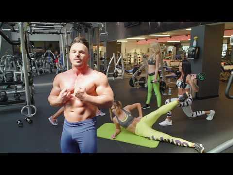Marzec 4 kg mięśni miesięcznie