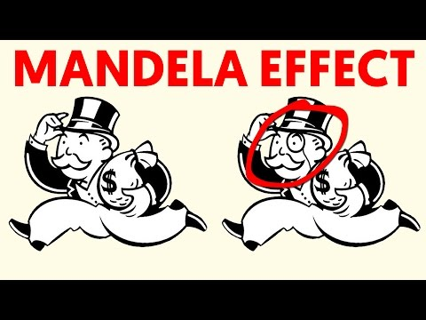 The Mandela Effect: Proof of a Parallel Dimension?