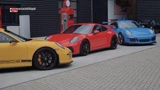 Alle verschillen tussen de Porsche 991.2 GT3, 911 R & 991 GT3 RS